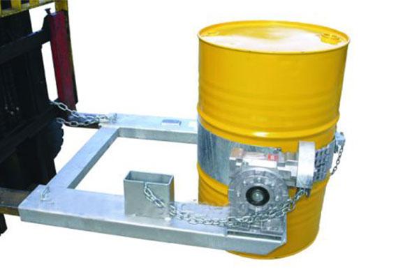 Forklift Drum Rotator DR-NC