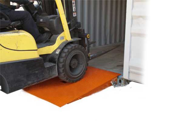 Container Access Ramp - type FCR65